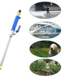 High Pressure Water Cleaning Spray Tool Metal High Power Washer Sprayer Car Washing Tools Garden Water Jet Washer