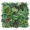 Native Meadows Bespoke Vertical Garden | Green Wall UV Resistant 90cm X 90cm