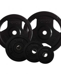 Rubber Coated 29mm Standard Weight Plates (Sold individually)