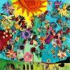 Spring Garden 2019   Artwork For Lightbox   Various Sizes