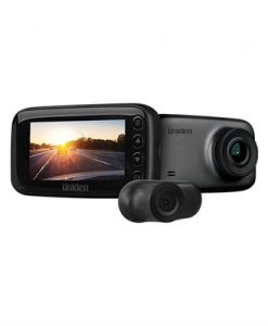 Uniden iGO CAM 50R 2ch Full HD Dashh Cam with GPS & VGA Rear Camera