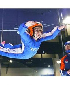 iFLY Indoor Skydiving and VR Gaming Combo - Sydney